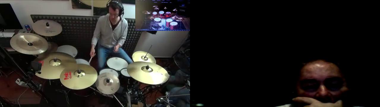 testing new drum module