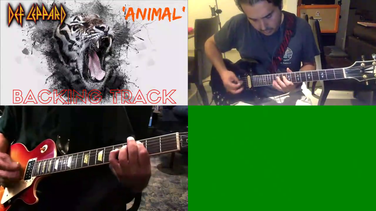 Def Leppard Animal Cover