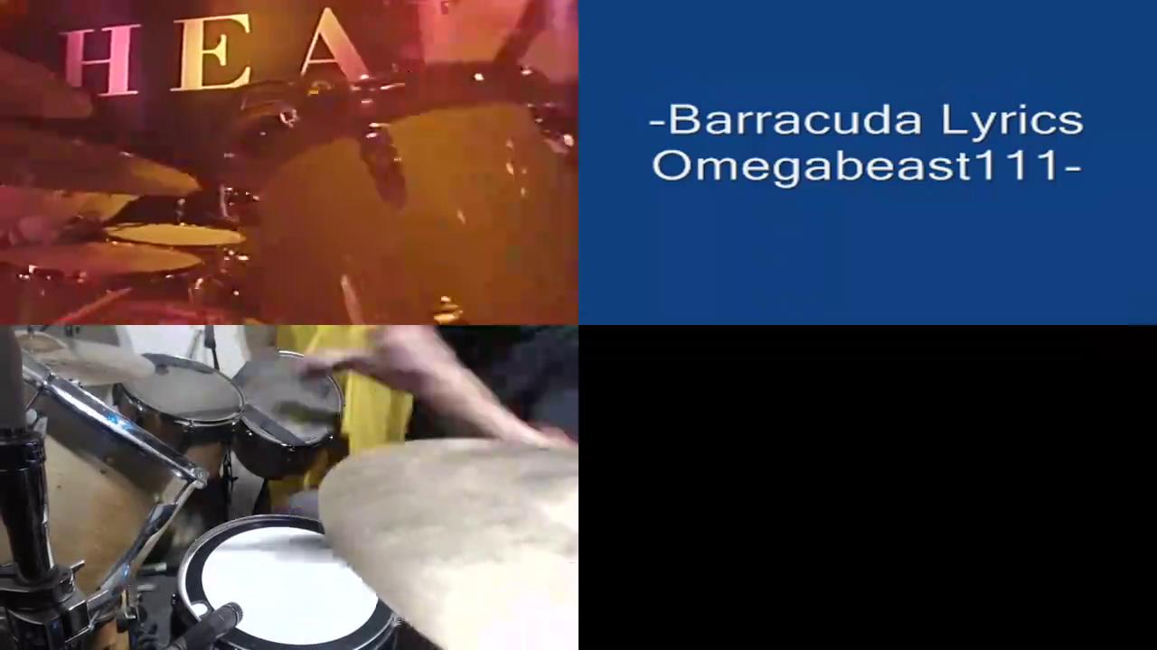 """""""Barracuda"""" - Heart"""