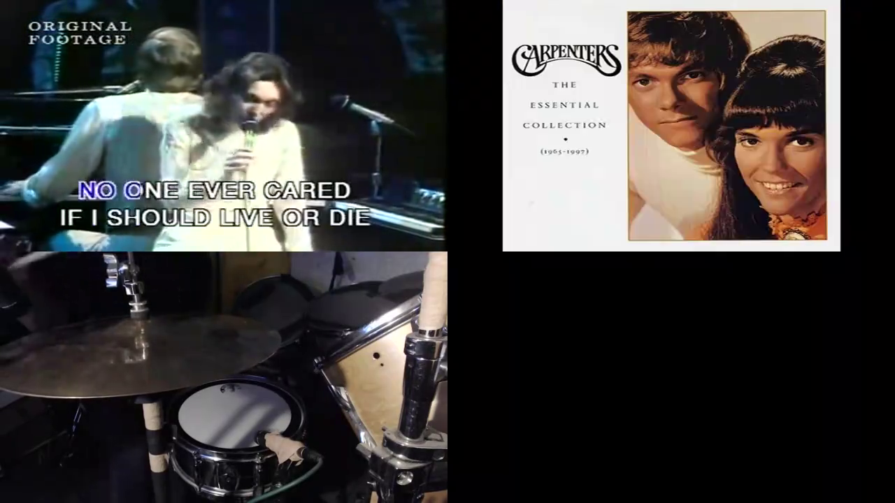 """Goodbye to Love""  - The Carpenters"