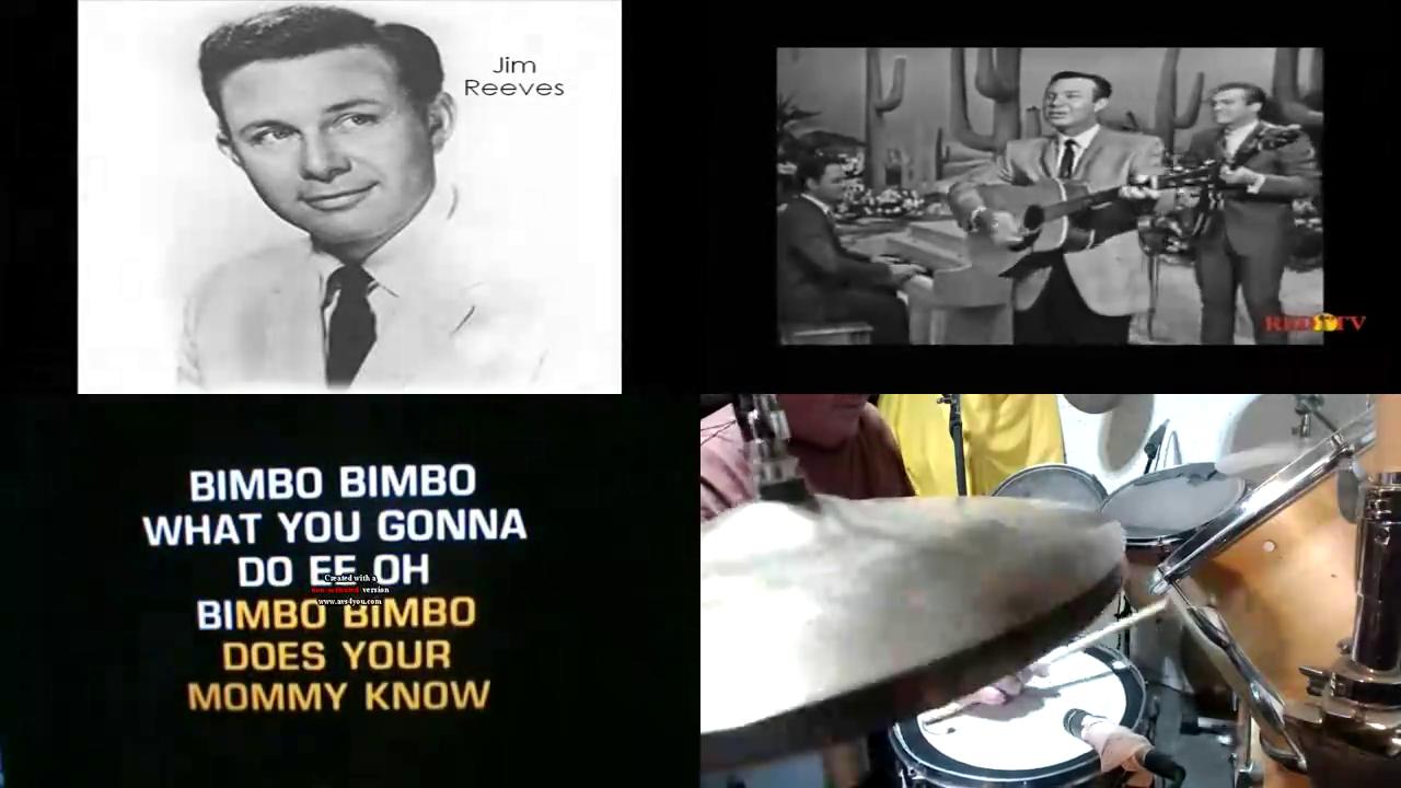"""""""Bimbo""""  -  Jim Reeves"""