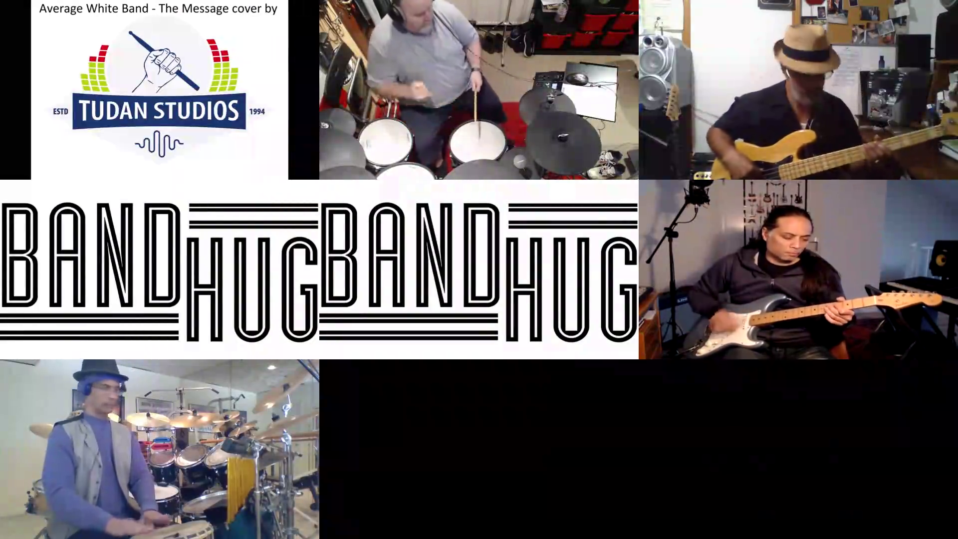 Average White Band - The message cover by Tudanstudios