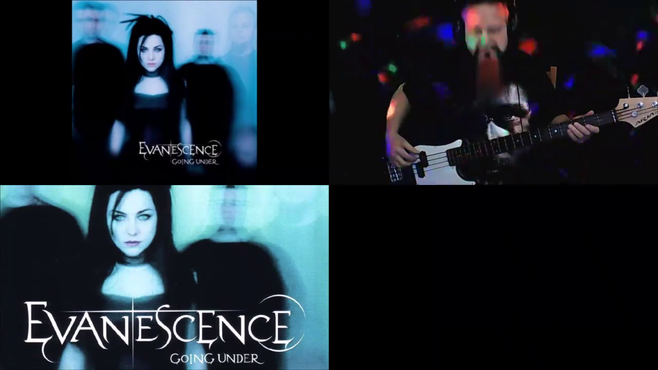 Evanescence Going Under (UG version)