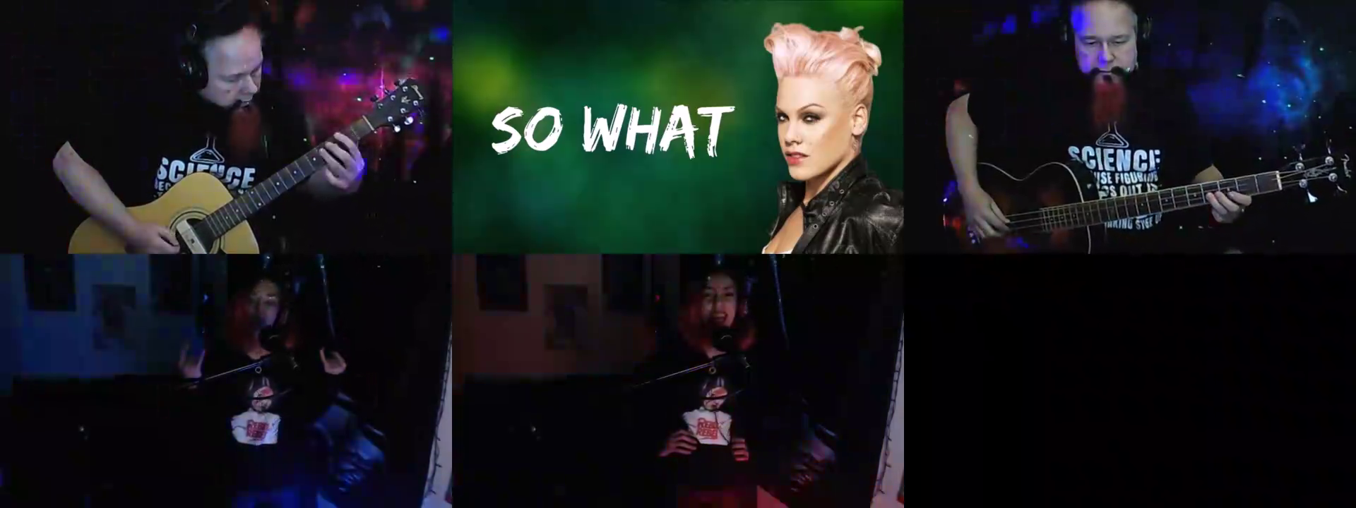 Pink So What (acoustic)