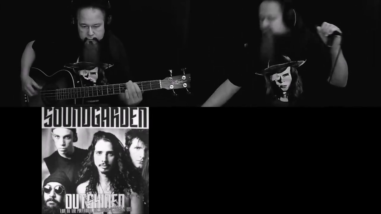 Soundgarden Outshined (acoustic)