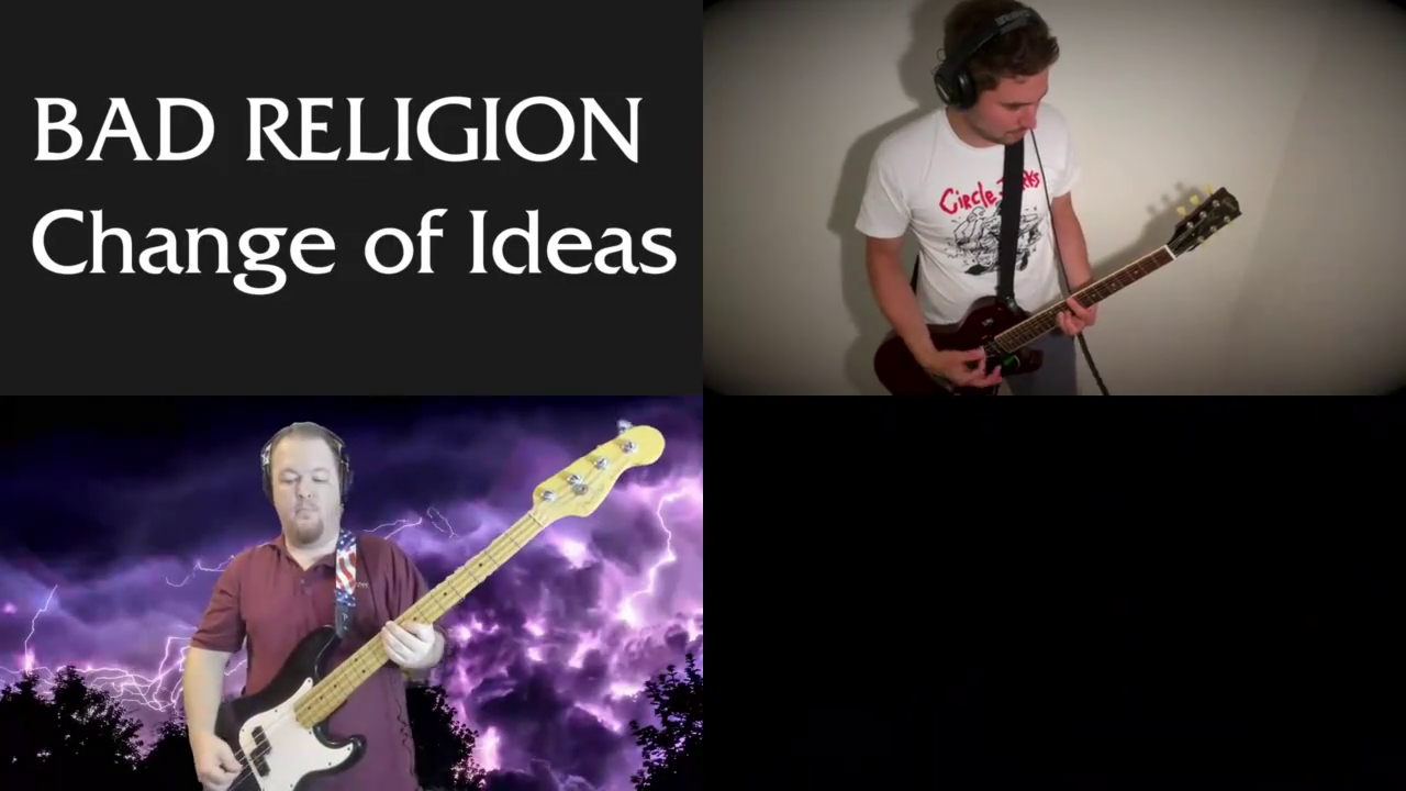 Bad Religion - Change of Ideas