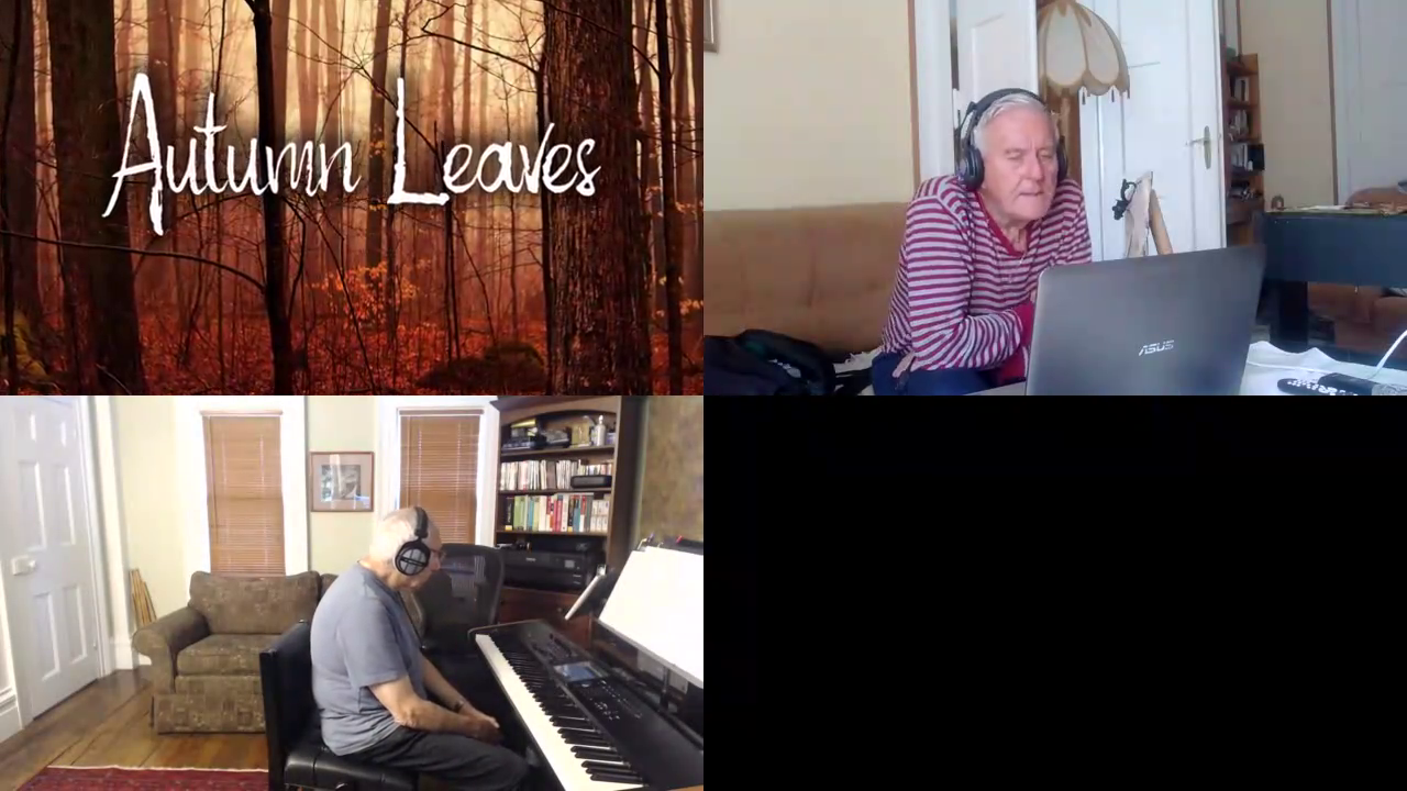 Autumn Leaves - cover