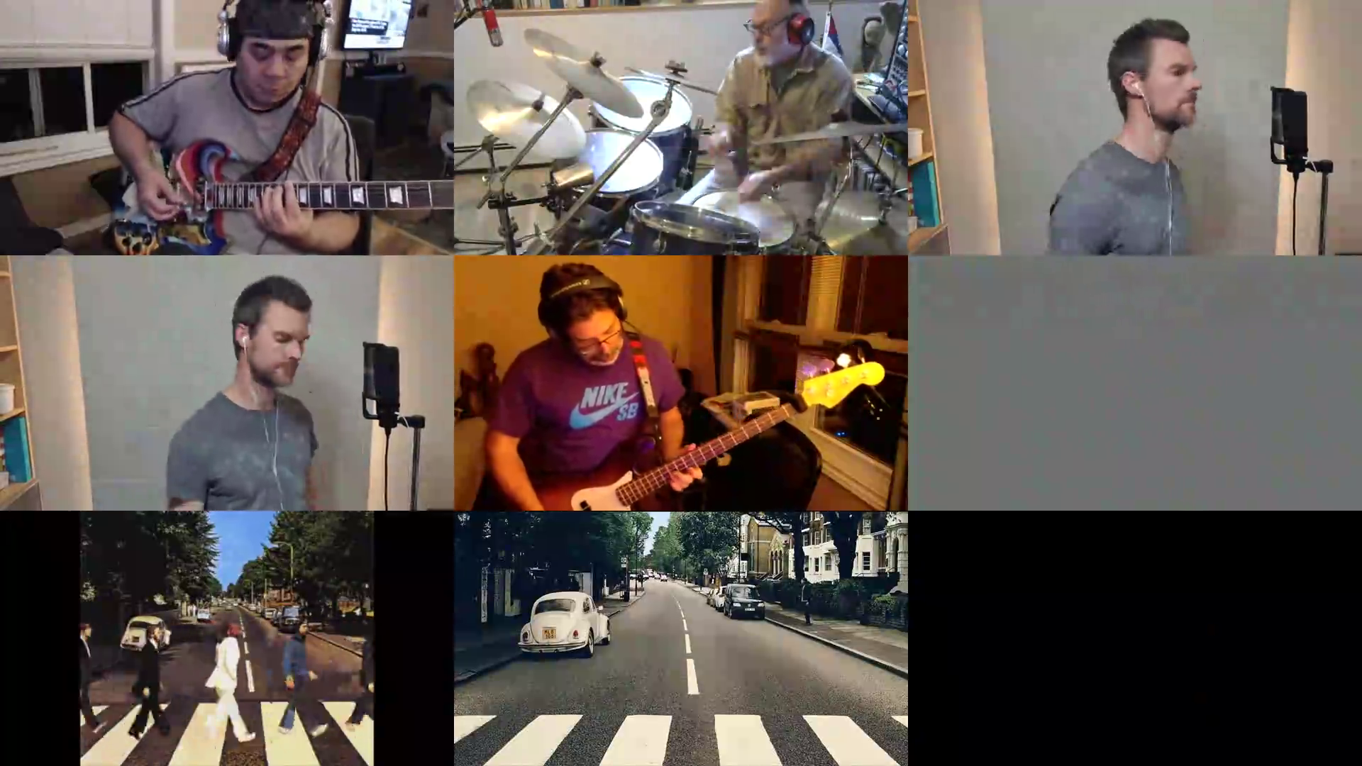 Abbey Road #1 - Come Together - The Beatles